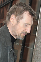 www.acepixs.com<br /> January 8, 2018 New York City<br /> <br /> Liam Neeson made an appearance on Build Series on January 8, 2018 in New York City.<br /> <br /> Credit: Kristin Callahan/ACE Pictures<br /> <br /> <br /> Tel: 646 769 0430<br /> e-mail: info@acepixs.com