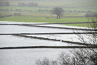 Floods near Skipton.