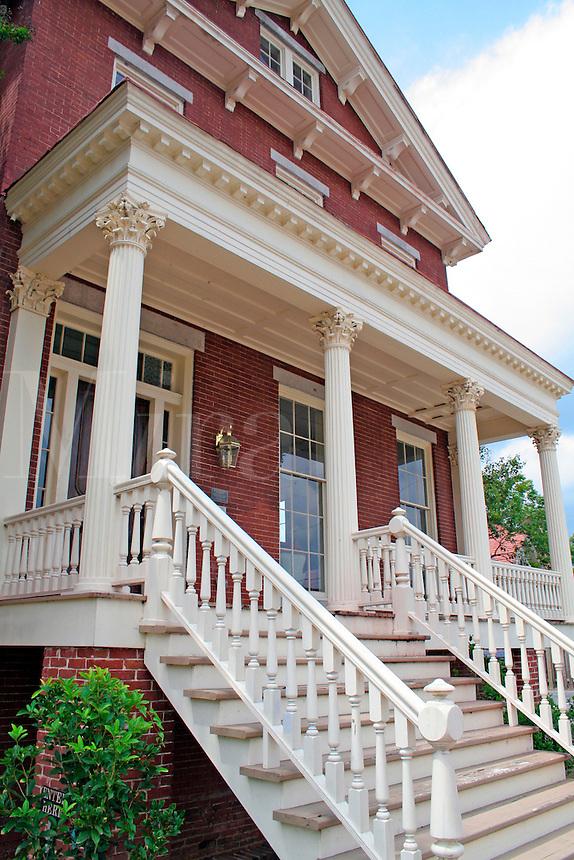Historic law office of Joseph Lamar in Augusta Georgia