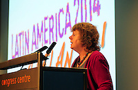Latin America 2014 Conference<br /> Adelante!<br /> <br /> Linda Perks<br /> UNISON and SERTUC Vice President