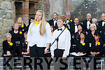Pie Jesu Duet by Annamay Wall and Mark Hennessy at the  Kerry Choral Union Summer Concert in Ardfert Cathedral on Sunday