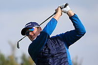 Jonatan Jolkkonen (FIN) on the 12th tee during Round 3 of the Lytham Trophy, held at Royal Lytham & St. Anne's, Lytham, Lancashire, England. 05/05/19<br /> <br /> Picture: Thos Caffrey / Golffile<br /> <br /> All photos usage must carry mandatory copyright credit (© Golffile | Thos Caffrey)
