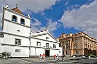 Igreja do Pateo do Colégio em São Paulo. 2010. Foto de Juca Martins.