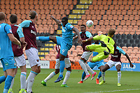 barnets john akinde in action during Barnet vs West Ham United, Friendly Match Football at the Hive Stadium on 15th July 2017