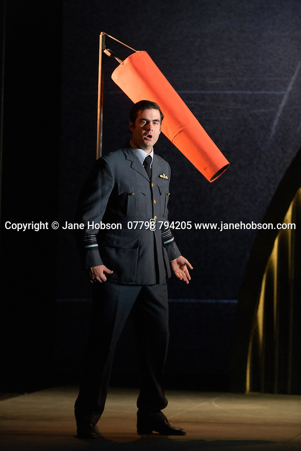 English Touring Opera presents XERXES, by George Frideric Handel, at the Hackney Empire, prior to setting off on a UK tour. Picture shows: Clint van der Linde (Arsamenes)
