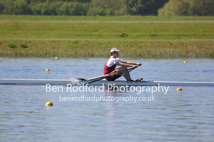 Race: 19  Event: J16 1x  Time Trial<br /> <br /> Junior Sculling Regatta 2018<br /> <br /> To purchase this photo, or to see pricing information for Prints and Downloads, click the blue 'Add to Cart' button at the top-right of the page.