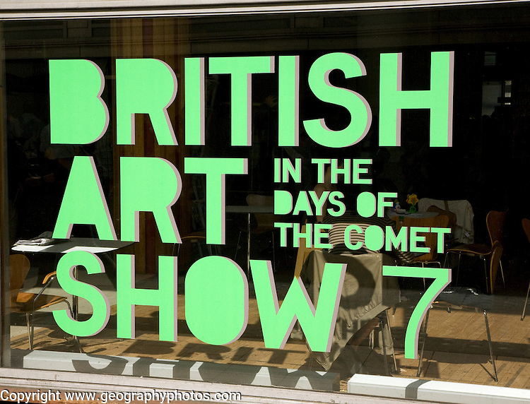 British Art Show 7, In the days of the comet, Royal Festival Hall, London