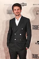 "Raul Arebalo during the premiere of the film ""Tarde para la Ira"" in Madrid. September 08, 2016. (ALTERPHOTOS/Rodrigo Jimenez) /NORTEPHOTO.COM"