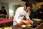Vitoria Gasteiz-Capital de la Gastronomia 2014.<br /> Presentacion en Barcelona-Mercat de la Boqueria.<br /> Zenen Gonzalez.