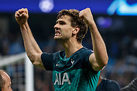 Fernando Llorente of Tottenham Hotspur celebrates after the UEFA Champions League Quarter Final second leg match between Manchester City and Tottenham Hotspur at the Etihad Stadium on April 17th 2019 in Manchester, England. (Photo by Daniel Chesterton/phcimages.com)<br /> Foto PHC/Insidefoto <br /> ITALY ONLY