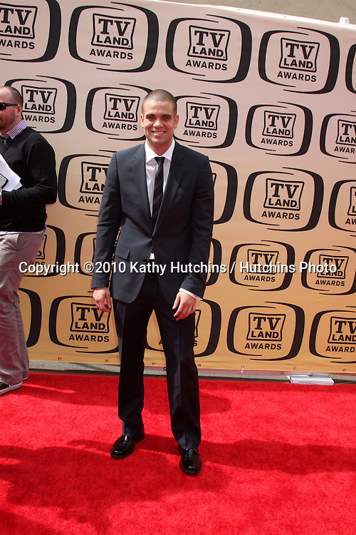 Mark Salling.arrives at the 2010 TV Land Awards.Sony Studios.Culver City, CA.April 17, 2010.©2010 Kathy Hutchins / Hutchins Photo...