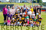 Stars of the future at the Dr Crokes GAA club academy with Padraig O'Shea, Aine McMahon, Janet and Mary clifford, Christine Cooper, Megan Kiley and Kayleigh Cronin in Lewis Road on Saturday morning