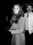 Katherine Helmond on November 25,1982 in New York City.