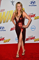 Andrea Roth at the premiere for &quot;Ant-Man and the Wasp&quot; at the El Capitan Theatre, Los Angeles, USA 25 June 2018<br /> Picture: Paul Smith/Featureflash/SilverHub 0208 004 5359 sales@silverhubmedia.com