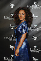 "NEW YORK, NY - June 23:  Janet Mock attends Logo's  2016 ""Trailblazer Honors""June 23, 2016 at The Cathedral of St. John the Divine  in New York City .  Photo Credit: John Palmer/ MediaPunch"