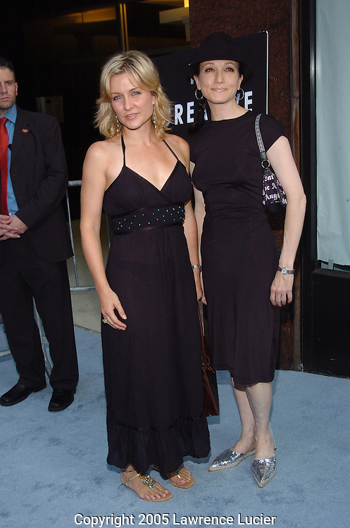 Amy Carlson and Bebe Neuwirth