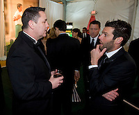Matt Driver, Ben Olsen. The 2010 US Soccer Foundation Gala was held at City Center in Washington, DC.