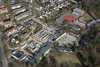 Schule Richard Linde Weg Baustelle: EUROPA, DEUTSCHLAND, HAMBURG, (EUROPE, GERMANY), 24.02.2018: Schule Richard Linde Weg Baustelle