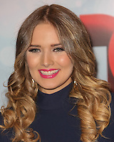 New York, NY -  May 13 : Kimberly Dos Ramos attends Telemundo's 2014 Upfront in New York<br /> held at Jazz at Lincoln Center's Frederick P. Rose Hall<br /> on May 13, 2014 in New York City. Photo by Brent N. Clarke / Starlitepics