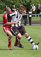 St Mirren v Aberdeen U19 190811