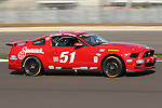 Shelby Blackstock (51) in action during the Continental Tire Challenge race at the Circuit of the Americas race track in Austin,Texas...