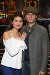"Phillipa Soo and Steven Pasquale Attends the Broadway Opening Night of ""All My Sons"" at The American Airlines Theatre on April 22, 2019  in New York City."