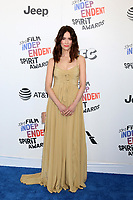 LOS ANGELES - MAR 3:  Abigail Spencer at the 2018 Film Independent Spirit Awards at the Beach on March 3, 2018 in Santa Monica, CA