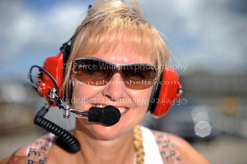 Suzy Shepherd, (#38).. (Formula 1 class)