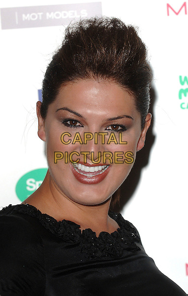 NADIA ALMADA - BIG BROTHER.The Specsavers Spectacle Wearer Of The Year 2006 - Grand Final at The Waldorf Hilton Hotel, Aldwych, London, UK..October 4th, 2006.Ref: BEL.headshot portrait.www.capitalpictures.com.sales@capitalpictures.com.©Tom Belcher/Capital Pictures.