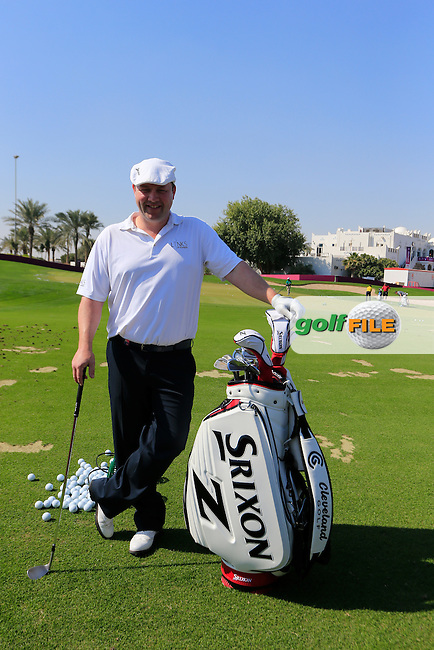 \{prsn}\ during Thursday's Round 2 of the 2015 Commercial Bank Qatar Masters held at Doha Golf Club, Doha, Qatar.: Picture Eoin Clarke, www.golffile.ie: 1/22/2015