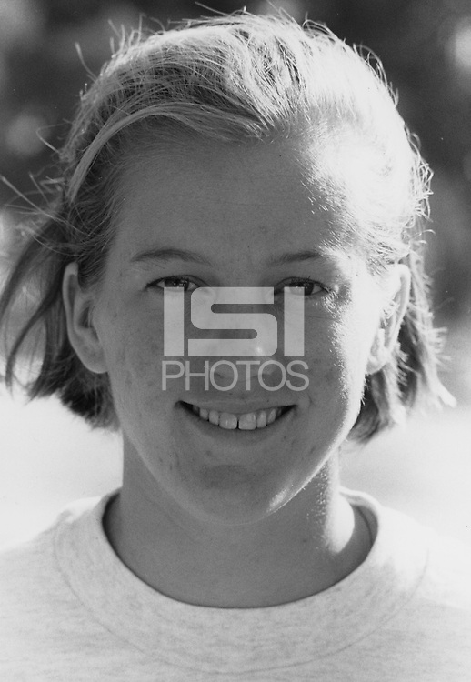 1992: Melissa Freeberg.