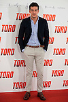 "Mario Casas attends to the presentation of the spanish film ""Toro"" at Hotel Hesperia in Madrid, April 19,2016. (ALTERPHOTOS/Borja B.Hojas)"