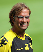 FUSSBALL   1. BUNDESLIGA  SAISON 2011/2012   2. Spieltag   13.08.2011 TSG 1899 Hoffenheim - Borussia Dortmund  Trainer Juergen Klopp (Borussia Dortmund)