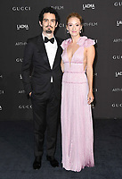 03 November 2018 - Los Angeles, California - Damien Chazelle, Olivia Hamilton. 2018 LACMA Art + Film Gala held at LACMA.  <br /> CAP/ADM/BT<br /> &copy;BT/ADM/Capital Pictures
