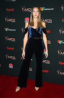 3 January 2020 - West Hollywood, California - Ava Michelle. 9th Annual Australian Academy Of Cinema And Television Arts (AACTA) International Awards  held at SkyBar at the Mondrian. Photo Credit: FS/AdMedia
