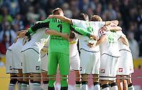 FUSSBALL   1. BUNDESLIGA  SAISON 2012/2013   7. Spieltag   Borussia Moenchengladbach - Eintracht Frankfurt   07.10.2012 Spielerkreis Borussia Moenchengladbach