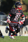 Los Angeles, CA 02/12/11 - Evan Youngstrom (SDSU #28) in action during the SLC contest between LMU and visiting San Diego State.  LMU defeated SDSU 9-3.