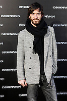 Alfonso Bassave attends the Emporio Armani Boutique opening at Serrano street in Madrid, Spain. April 08, 2013. (ALTERPHOTOS/Caro Marin) /NortePhoto