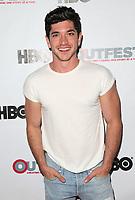 "11 July 2017 - West Hollywood, California - Al Calderon. ""Hello Again"" 2017 Outfest Los Angeles LGBT Film Festival Screening. Photo Credit: F. Sadou/AdMedia"