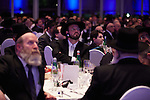 11.11.2013, Berlin. Jüdisches Museum. Gala Dinner der 28. Conference of European Rabbis (CER)