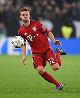 FUSSBALL CHAMPIONS LEAGUE  SAISON 2015/2016  ACHTELFINALE HINSPIEL Juventus Turin - FC Bayern Muenchen             23.02.2016 Joshua Kimmich (FC Bayern Muenchen)