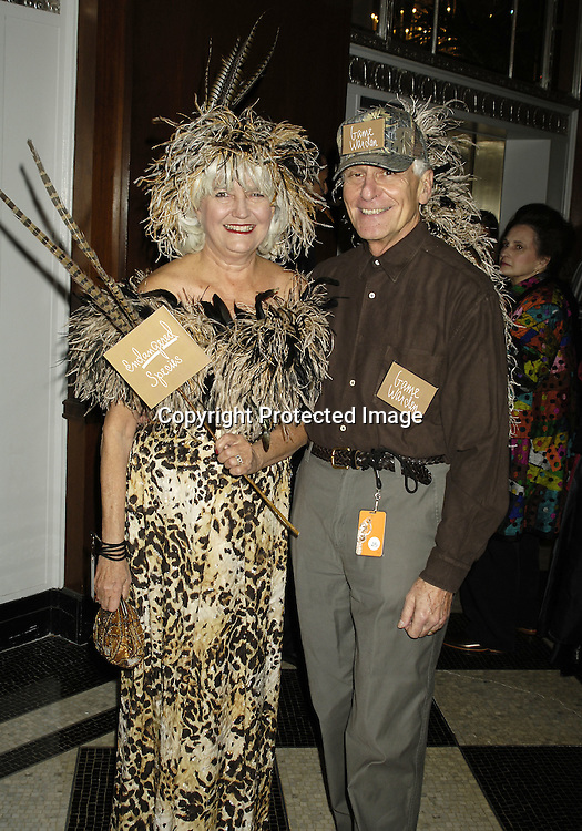 at The Hulaween Ball Celebrating  Bette Midler's 10th Anniversary of The New York Restoration Project and Bette Midler's 60th Birthday on October 31, 2005 at The Waldorf Astoria Hotel. ..Photo by Robin Platzer, Twin Images