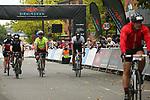 2017-09-24 VeloBirmingham 17 TRo Finish