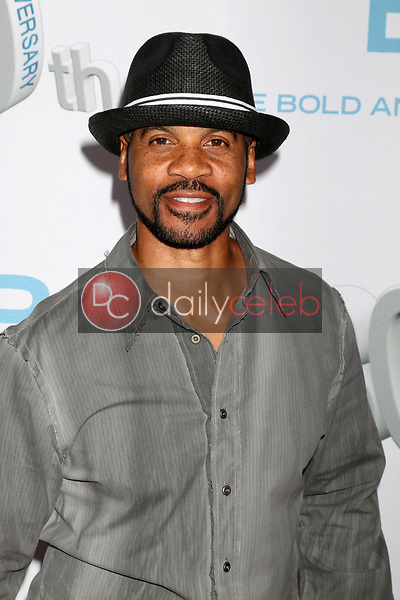 "Aaron D. Spears<br /> at the ""The Bold and The Beautiful"" 30th Anniversary Party, Clifton's Downtown, Los Angeles, CA 03-18-17<br /> David Edwards/DailyCeleb.com 818-249-4998"