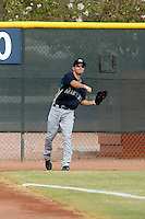 Dustin Ackley - Peoria Javelinas, 2009 Arizona Fall League. .Photo by:  Bill Mitchell/Four Seam Images..