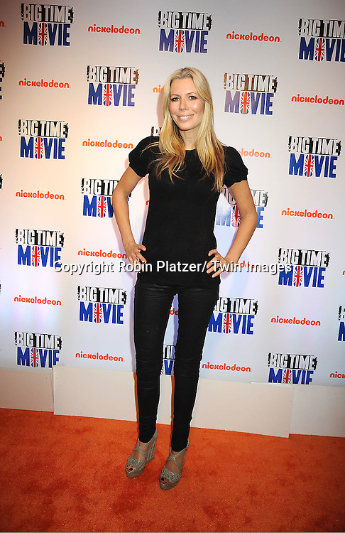 "Real Housewives of New York City Aviva Drescher  attend The movie premiere of "" Big Time Movie"" starring ..Big Time Rush of Nickelodeon on March 8, 2012 at 583 Park Avenue in New York City."