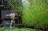 NOVA YORK (EUA) 01.09.2019 - BRAZILIAN-DAY - Dj Alok durante Brazilian Day (BrDay) na cidade de Nova York neste domingo, 01. (Foto: Vanessa Carvalho/Brazil Photo Press)