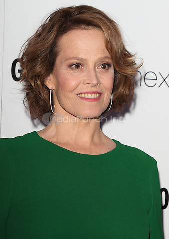 Sigourney Weaver at The Glamour Awards 2016 at Berkeley Square Gardens London on June 7th 2016<br /> CAP/ROS<br /> &copy;Steve Ross/Capital Pictures /MediaPunch ***NORTH AND SOUTH AMERICAS ONLY***