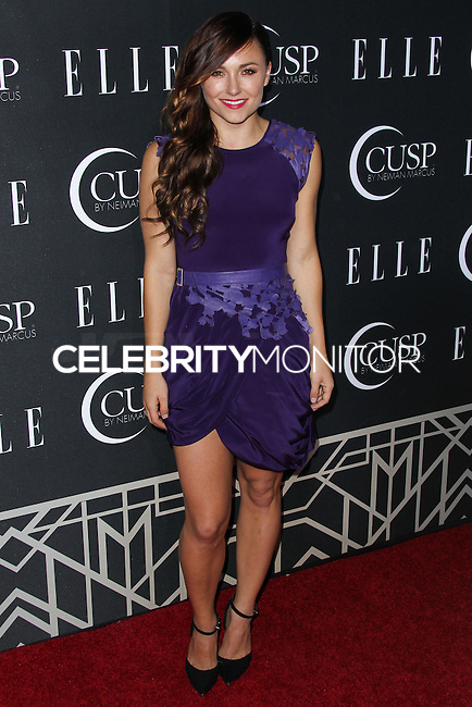 HOLLYWOOD, LOS ANGELES, CA, USA - APRIL 22: Briana Evigan at the 5th Annual ELLE Women In Music Concert Celebration presented by CUSP by Neiman Marcus held at Avalon on April 22, 2014 in Hollywood, Los Angeles, California, United States. (Photo by Xavier Collin/Celebrity Monitor)
