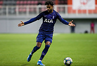 6th November 2019; Vozdovac Stadium, Belgrade, Serbia; UEFA Under 19 UEFA Youth league football, FK Crvena Zvezda under 19s versus Tottenham Hotspur under 19s; J'Nell Bennett of Tottenham Hotspurs FC looks for a passing outlet